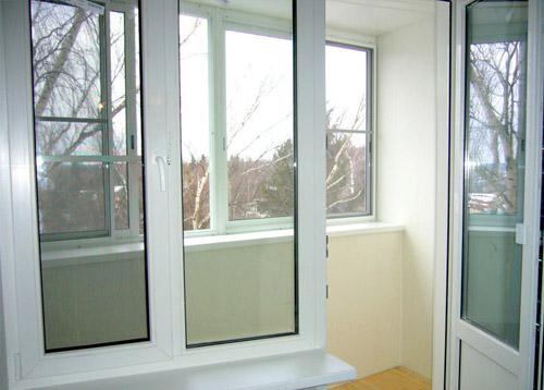 Остекление балконов цена. Стоимость отделки балконов и лоджий